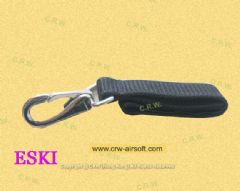Belt Metal Hook for Ear Defender